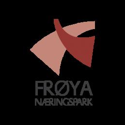 Frøya Næringspark logo