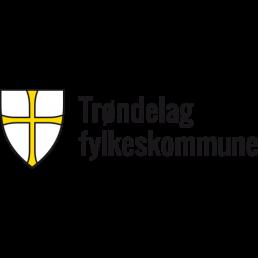 Trøndelag fylkeskomune logo