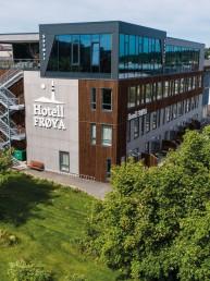 Hotell Frøya fasade